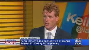 Joe Kennedy To Announce Senate Run Against Ed Markey [Video]