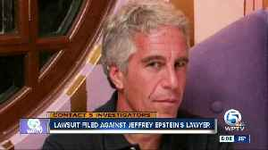Woman sues Jeffrey Epstein estate, saying she was abused at age 14 [Video]