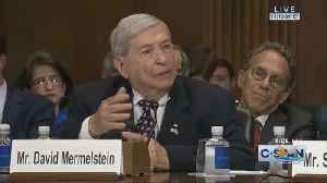 Holocaust Survivor David Mermelstein Gives Emotional Testimony To Senate Judiciary Committee [Video]