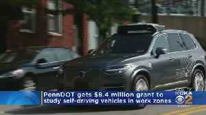 Department Of Transportation Grants Pa. $8.4 Million For Testing Of Automated Driving Systems [Video]