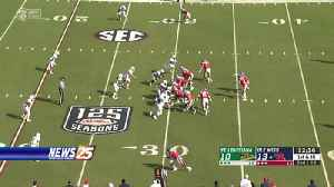 Ole Miss offense hitting stride ahead of ranked match-up [Video]