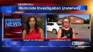 Woman charged in Lauderdale County with capital murder of ex-husband [Video]