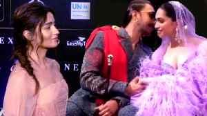 Alia Bhatt JEALOUS Of Ranveer - Deepika's ROMANCE At IIFA 2019?   WATCH [Video]