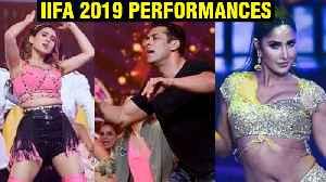 INSIDE VIDEOS   Sara Ali Khan Ranveer Singh Katrina - Salman Dance Performances   IIFA Awards 2019 [Video]