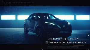 Nissan JUKE at Frankfurt Motor show 2019 - Highlights [Video]