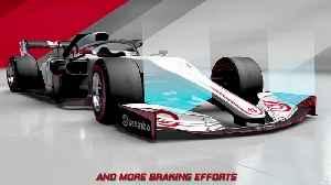 Brembo in Formula 1 2019 [Video]