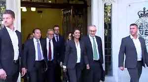 Gina Miller leaves the Supreme Court [Video]
