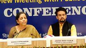 No stressed MSME to be declared NPA till March 2020: Sitharaman [Video]