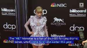 Taylor Swift Relates to Daenerys Targaryen From 'Game of Thrones' [Video]