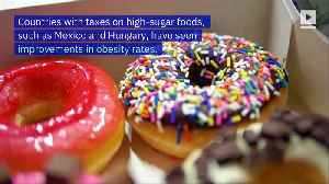 Would a 'Sugar Tax' Really Reduce Obesity? [Video]
