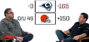 Rams @ Browns Betting Preview [Video]