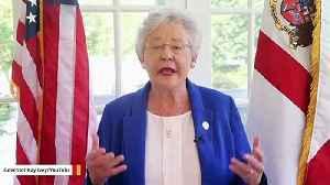 News video: Alabama Governor Kay Ivey Reveals She Has Lung Cancer