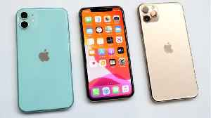 Retailers Offering Trade-In Discounts For iPhone 11 [Video]