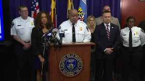 Watch: Press conference on arrests made in shooting of BPD Sergeant [Video]
