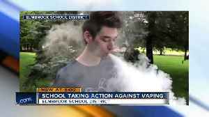 Elmbrook School District taking action against vaping [Video]