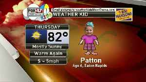 Weather Kid - Patton [Video]