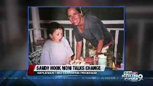 Sandy Hook mom talks change in Nogales [Video]