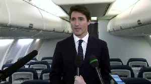 'I should have known better' - Trudeau [Video]