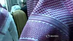 News video: Pompeo in Saudi Arabia amid Iran tensions