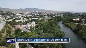 Greenbelt 50th anniversary events start [Video]