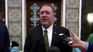 'Abundantly clear' that Iran conducted attacks: Pompeo [Video]