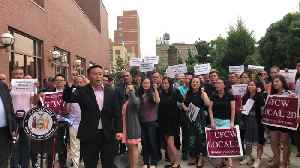 Local business owners protest Total Wine [Video]