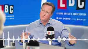 Nick Ferrari Asks David Cameron About The Infamous Pig Story [Video]