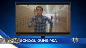 Chilling Back To School PSA Brings Urgency To Gun Control Debate [Video]