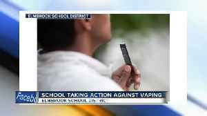 School district takes action after vaping deaths [Video]