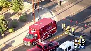 Three kids hit by vehicles outside Chandler High School in six days [Video]