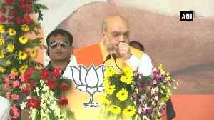 News video: Atal Bihari Vajpayee carved Jharkhand while PM Modi helped it prosper HM Amit Shah