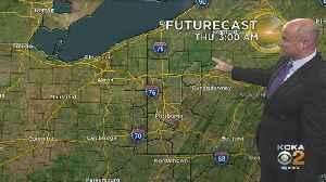 KDKA-TV Nightly Forecast (9/18) [Video]