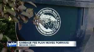 Niagara Falls garbage fee plan takes next step [Video]