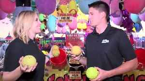 Kari and Matt compete at Kern County Fair [Video]