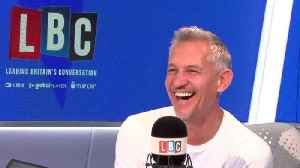 Brexit Or World Cup: Which Would Gary Lineker Like To Overturn? [Video]