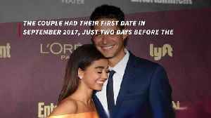 Sarah Hyland and Wells Adams didn't have 'physical' relationship [Video]