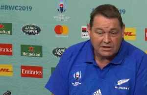 All Blacks coach names his team to face South Africa for their Rugby World Cup opening game [Video]