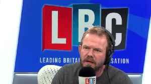 James O'Brien's Furious Monologue Over Boris Johnson Hospital Story [Video]