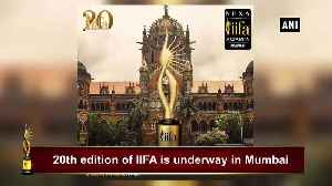 IIFA 2019 Salman Deepika glam up the green carpet [Video]