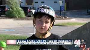 Prairie Village seeks input on Harmon Park skate park design [Video]