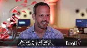 Hulu's Pause Ads Lift Brands 68%: Helfland [Video]