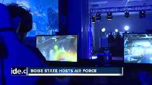 BSU hosts Air Force gaming competition [Video]
