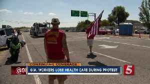 UAW strike enters day four for GM Spring Hill workers [Video]