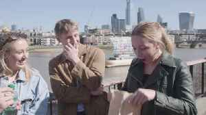Britain's Got Talent magician shows off magic tricks in London [Video]