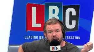 James O'Brien Pulls Apart Caller's Claim That Hospital Row Was Set Up [Video]