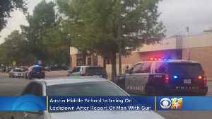 Austin Middle School In Irving On Lockdown After Report Of Man With Gun [Video]