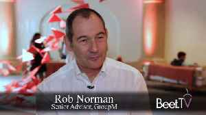 Connect, Don't Build: Norman Advises On Ad-Tech [Video]