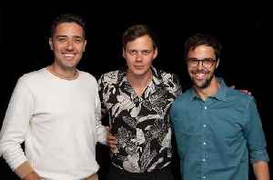 Bill Skarsgård, Robert Olsen & Dan Berk Talk About The Movie,