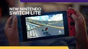 Say hello to the Nintendo Switch Lite! [Video]