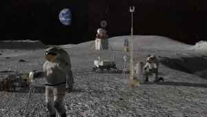 Astronauts on the Moon in 2024? A NASA Manager Wouldn't Bet on It [Video]